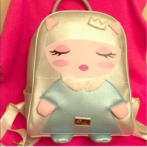 🆕👸🏼ONLY 1! Betsey Johnson Princess Backpack👸🏼